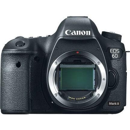 Canon EOS 6D Mark II qiymeti