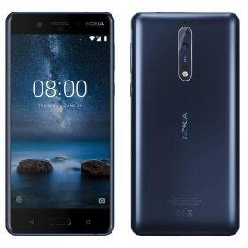 Nokia 8 qiymeti